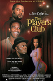 The Players Club Movie Bernie Mac Monica Calhoun Jamie Foxx Ice Cube Original Poster Print Print