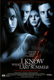 I Know What You Did Last Summer Movie Jennifer Love Hewitt Original Poster Print Photo