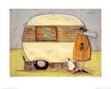 Hogar de hogar Láminas por Sam Toft