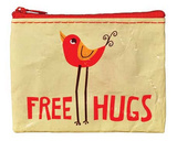 Free hugs : c&#226;lins gratuits - Porte-monnaie zipp&#233; Coin Purse