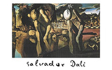 Salvador Dali (Metamorphosis of Narcissus, Huge) Art Poster Print Prints