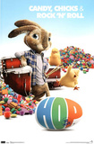 Hop Movie Candy Chicks and Rock n Roll Poster Print Photo
