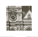 Westminster Abbey London Prints