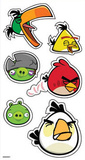 Angry Birds Decorative Decals 2 Stickers
