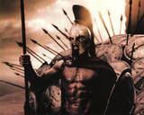 300 Movie (Spartan) Glossy Photo Photograph Print Photo