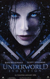 Underworld Evolution Movie (Kate Beckinsale, Original) Poster Print Poster