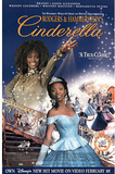 Cinderella Brandy Musical Television Poster Print Photo