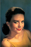 Natalie Wood (West Side Story) Movie Postcard Prints