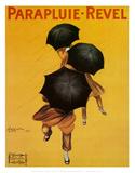 Leonetto Cappiello - Parapluie Revel - Poster