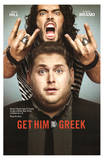 Get Him To The Greek Movie Jonah Hill Russell Brand Poster Print Masterprint