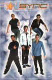 N Sync Group Music Poster Posters