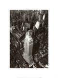 Empire State Building (From Above) Prints