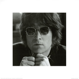 John Lennon Sun Glasses Photo