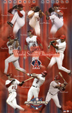 Los Angeles Angels of Anaheim 2002 World Series Champions Sports Poster Print Prints