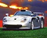 Todd Latimer (Porsche Carrera GT, Quicksilver) Art Poster Print Photo