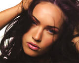 Megan Fox (Face) Glossy Movie Photo Photograph Print Photo