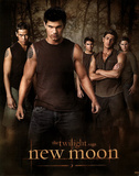 The Twilight Saga: New Moon Movie (Jacob, Group) Poster Print Pôsters