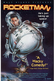 Rocketman Movie Harland Williams Original Poster Print Posters