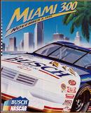 NASCAR (Miami 300, Busch) Sports Poster Print Masterprint