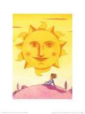 Sun Print by Ian Beck