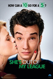 She's Out of My League Movie (Kiss) Poster Print Posters