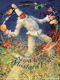 Carlo Marchiori Original 2006 Napa Valley Mustard Festival Art Print Poster Posters