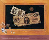 John Haberle (Imitation Old Money) Art Poster Print Posters