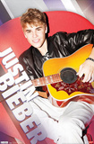 Justin Bieber Relaxing Music Poster Print Posters