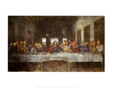Last Supper Art by  Leonardo da Vinci