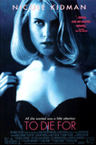 To Die For Movie Nicole Kidman Original Poster Print Posters