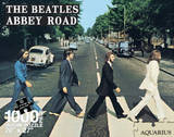 Beatles Abbey Road 1000 Piece Jigsaw Puzzle Puzzle