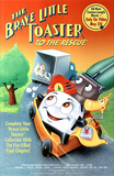 The Brave Little Toaster To The Rescue Movie Cartoon Group Original Poster Print Posters