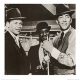 The Rat Pack Frank Sinatra Sammy Davis Jr Dean Martin Lminas