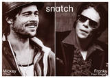 Snatch (Mickey O'Neil and Franky Four Fingers) Movie Poster Print Posters