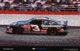 Dale Earnhardt (The Power of 3) Sports Poster Print Masterprint