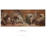 Frieze of Dancers Posters af Edgar Degas