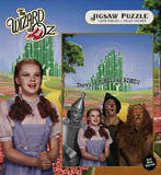 Wizard of Oz Movie No Place Like Home 1000 Piece Jigsaw Puzzle Jigsaw Puzzle