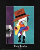 David Cowles- Sinatra Poster von David Cowles