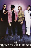 Stone Temple Pilots Group Music Poster Photo