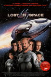 Lost In Space Movie Matt LeBlanc Mimi Rogers Heather Graham Jack Johnson Original Poster Print Posters