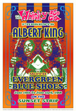 Albert King Whisky-A-Go-Go Los Angeles, c.1968 Plakat av Dennis Loren