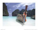 Relax Phi Phi Island Art Print Poster Masterprint