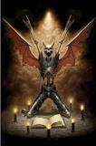 Spiral (Skeleton Worship) Art Poster Print Photo