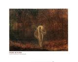 Dame Autumn Posters by John Atkinson Grimshaw