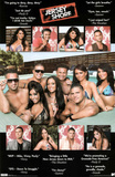 Jersey Shore Quotes TV Poster Print Prints