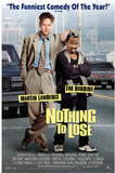 Nothing to Lose Movie Martin Lawrence Tim Robbins Original Poster Print Posters