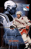 New York Rangers Eric Lindros Sports Poster Print Posters
