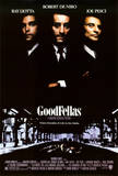 Goodfellas movie POSTER mafia mob RARE De Niro Pesci Plakater