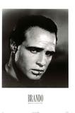 Marlon Brando Face Prints