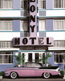 Joseph Sohm Miami South Beach Art Print Poster Prints